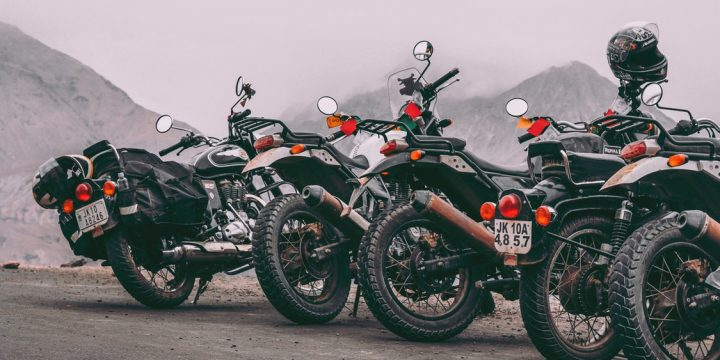 Looking for A Motorcycle Riders' Community